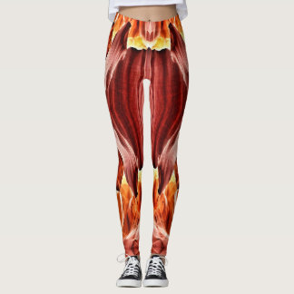 MilkyWay Art Arizona Antelope Canyon Leggings