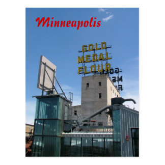 Mill City Postcard