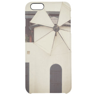 mill clear iPhone 6 plus case