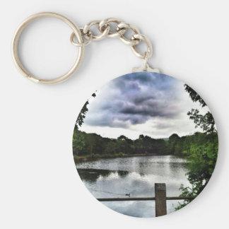 Mill Pond Keychain