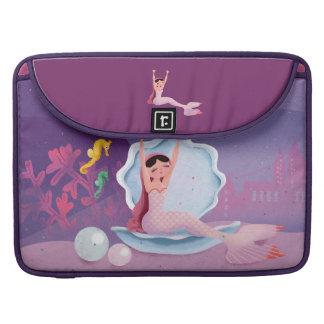 Milla the Mermaid Macbook Sleeve MacBook Pro Sleeves