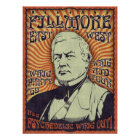 Millard Fillmore - Whig Out! Poster