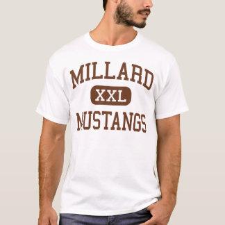 Millard - Mustangs - High - Pikeville Kentucky T-Shirt