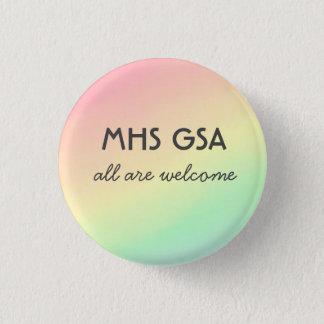 Millbrook High School GSA Button