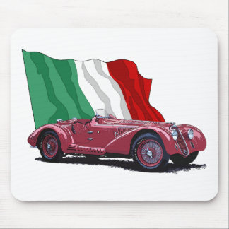 Mille Miglia 1937 Mouse Pad