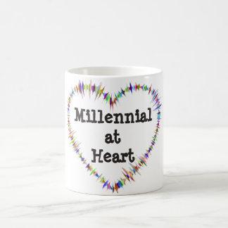 Millennial at Heart Magic Mug