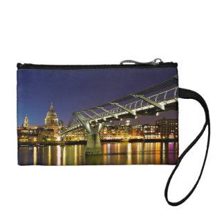 Millennium Bridge Change Purses