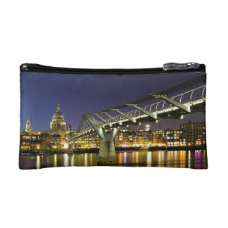Millennium Bridge Cosmetic Bags