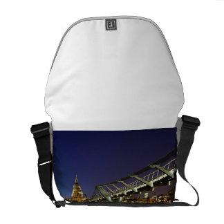 Millennium Bridge Courier Bag