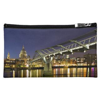 Millennium Bridge Makeup Bag