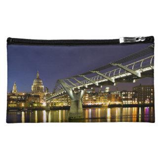 Millennium Bridge Makeup Bags