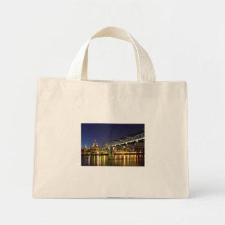 Millennium Bridge Mini Tote Bag