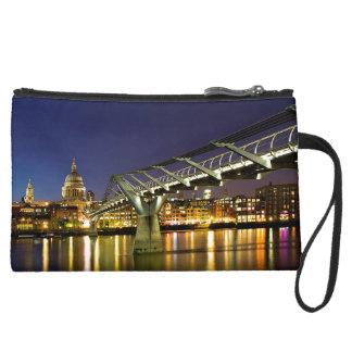 Millennium Bridge Wristlet Clutches