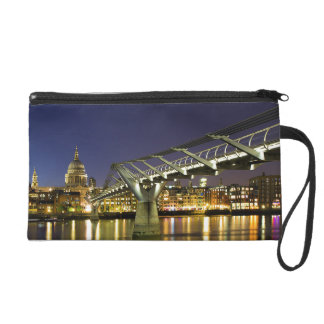 Millennium Bridge Wristlet Purse