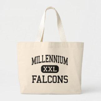Millennium - Falcons - High - Tracy California Jumbo Tote Bag