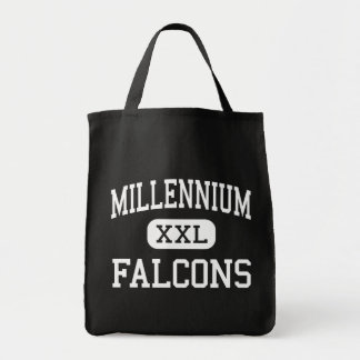 Millennium - Falcons - High - Tracy California Grocery Tote Bag