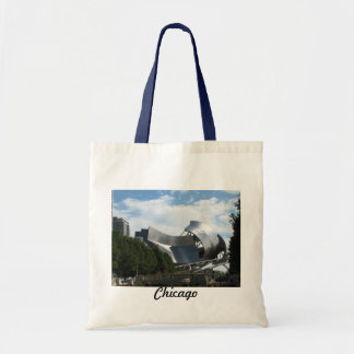 Millennium Park- Chicago Budget Tote Bag