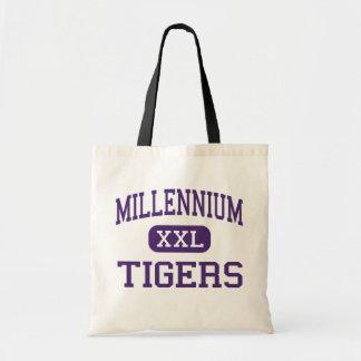 Millennium - Tigers - High - Goodyear Arizona Budget Tote Bag