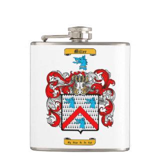 Miller (English) Hip Flask
