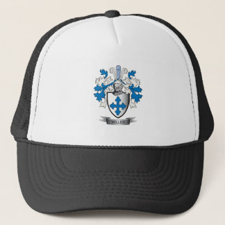 Miller Family Crest Coat of Arms Trucker Hat