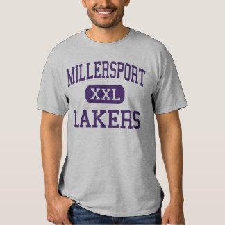 Millersport - Lakers - High - Millersport Ohio Tshirts