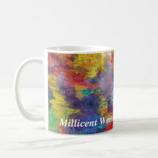 Millicent Weinstein, Modern Artist commemorative Coffee Mug