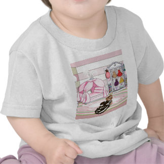 Millie LaRue French Bedroom T Shirt