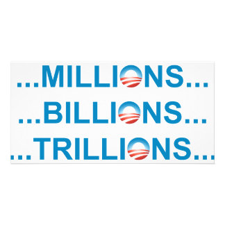 MILLION BILLION TRILLION PHOTO CARD TEMPLATE