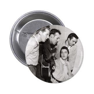 Million de photo de quartet du dollar macaron rond 5 cm