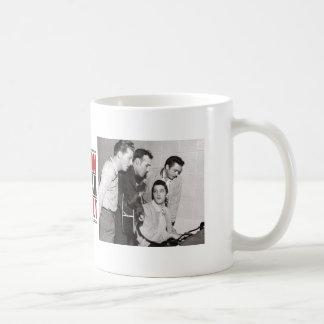 Million de photo de quartet du dollar mug blanc
