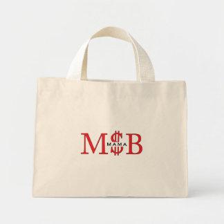 Million Dollar Band Mama Mini Tote Bag