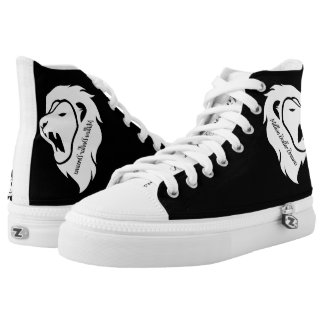 Million Dollar Dreams Apparel Shoe design (black)