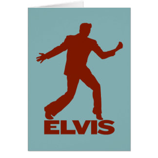 Million Dollar Quartet Elvis Card