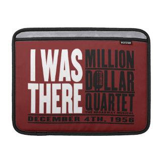 "Million Dollar Quartet ""I Was There"" MacBook Air Sleeve"