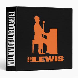Million Dollar Quartet Lewis Binders