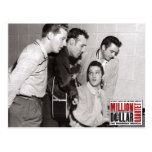 Million Dollar Quartet Photo Postcard