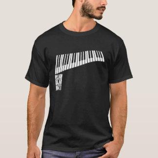 Million Dollar Quartet Piano - White T-Shirt