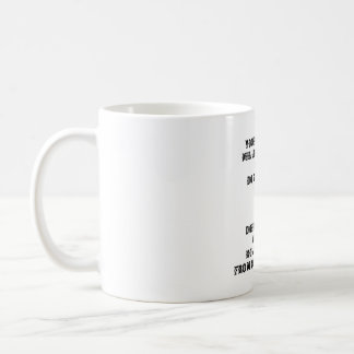 Million Reasons Mug