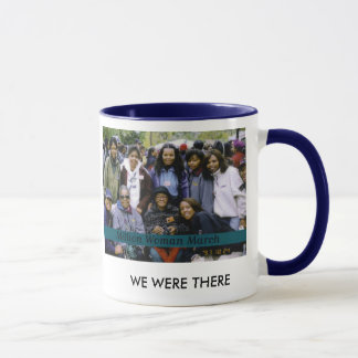 Million Woman March Mug