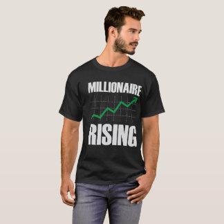 Millionaire Rising-Men T-shirt