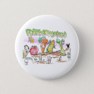 Millions Against Monsanto 2 Inch Round Button