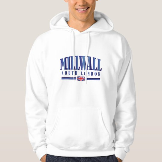 Millwall South London, GB Hoodie