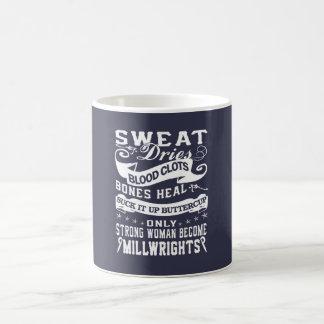 Millwright Woman Coffee Mug