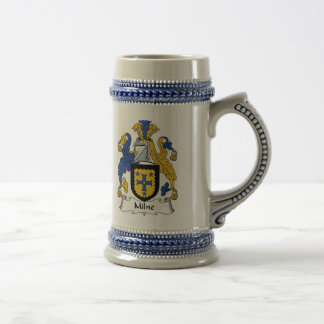 Milne Coat of Arms Stein - Family Crest