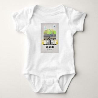 Milnrow Baby Bodysuit