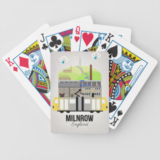 Milnrow Bicycle Playing Cards