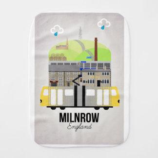 Milnrow Burp Cloth