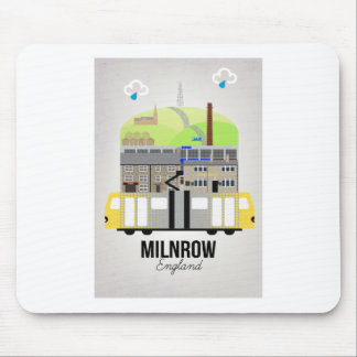 Milnrow Mouse Pad