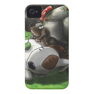 Milo in the forest iPhone 4 Case-Mate cases