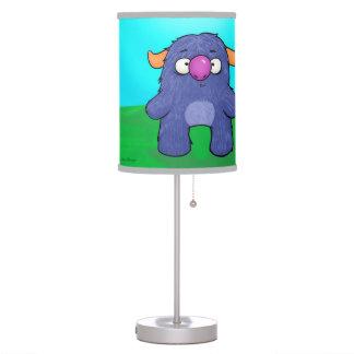 Milo Von Mann, lamp